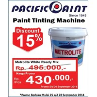Pacific Paint Tinting Machine