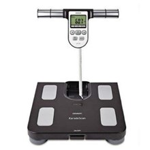 BODY FAT AND WEIGHT MONITOR HBF 358