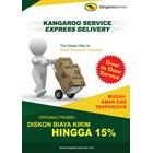 Pengiriman Barang [Kangaroo Service Express Delivery]