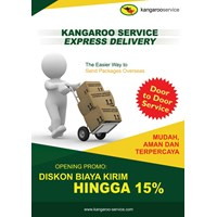 Jual  Pengiriman Barang [Kangaroo Service Express Delivery]