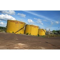 Jual Crude Oil Storage Tank