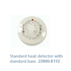 Standard Heat Detector with standard base 23900-K112