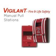 Edwards Vigilant Manual Pull Station