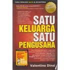 Buku Motivasi Dan Bisnis Satu Keluarga Satu Pengusaha