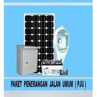 Lampu Pju Solarcell Paket