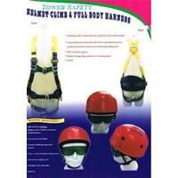 Jual helm Flayingfox dan Harness
