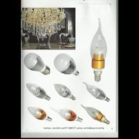 Jual Lampu Candle LED