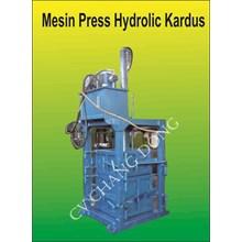 Mesin Press Kardus