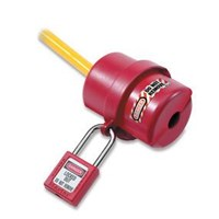Sell Master Lock 487 Rotating Electrical Plug Lockout Device