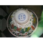 Sell antique ceramic bowl china dynasty folk image