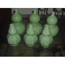 guci keramik dinasti antik dan unik