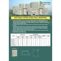 Exousia Box Panel Steel IP65