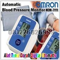 Jual OMRON Automatic Blood Pressure Monitor Model HEM-7111  405Ribu MURAH HARGA SUPPLIER 085781281999