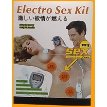 Electro Sex Kit (Tools Electric Quencher Sex)