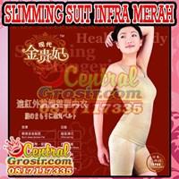 Jual Slimming Suit Infra Merah (Korset Pelangsing) 235ribu MURAH HARGA SUPPLIER 085781281999 PIN BBM 7D2905B1
