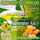 ORANGE+GREEN TEA SLIMMING JUICE (Juice Pelangsing Badan) 75ribu MURAH HARGA SUPPLIER 085781281999 PIN BBM 7D2905B1