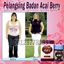 ABC A*cai B*erry Slimming Softgel (Pelangsing Badan) 70ribu MURAH HARGA SUPPLIER 085781281999 PIN BBM 7D2905B1