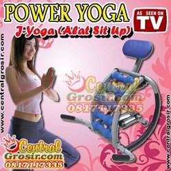 ALAT OLARAGA & FITNES j-yoga (POWER YOGA) 400ribu HARGA SUPPLIER MURAH 085781281999 PIN BBM 7D2905B1