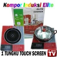 Jual Kompor Induksi Elite Cooker 1 Tungku 350ribu HARGA SUPPLIER MURAH 085781281999 PIN BBM 7D2905B1