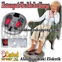 Electromagnetic Wave Pulse Foot Massager (Alat Pijat Kaki Elektrik) 100ribu HARGA SUPPLIER MURAH 085781281999 PIN BBM 7D2905B1