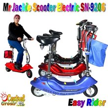 Easy Rider (Mr. Jackie Electric Scooter) 1500 million SUPPLIER LOW PRICE 085 781 281 999 BBM PIN 7D2905B1