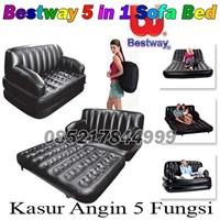 Jual Bestway 5 in 1 Sofa Bed (Kasur Angin 5 Fungsi)  600ribu HARGA SUPPLIER MURAH 085781281999 PIN BBM 7D2905B1