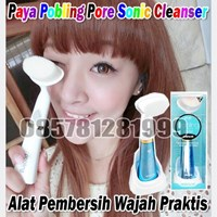 Pobling Sonic Pore Cleanser (Practical face of Purifier) 60RIBU SUPER CHEAP PRICE 085781281999 7D2905B1 BBM PIN
