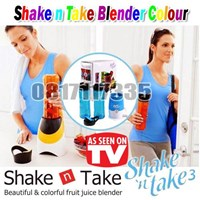 Shake N Take 155RIBU Colour Blender PRICES SUPER CHEAP 085781281999 BBM PIN 7D2905B1