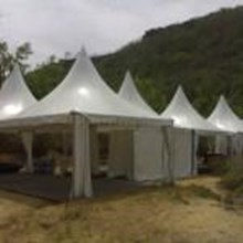 Rental Tenda Carnaville/Tenda Kerucut/Tenda Sarnafil/Tenda Event