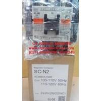 Jual Magnetic Contactor SC-N2 Fuji Electric