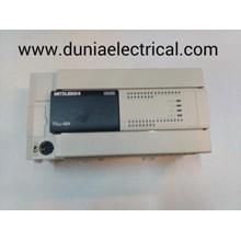 PLC MITSUBISHI  FX3U-48 MR ES- A  Control Panel