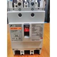 Jual MCCB BW125 RAG Fuji Electric MCB
