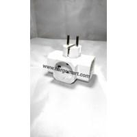 Sell Steker T  3 Lubang Broco Stop Kontak