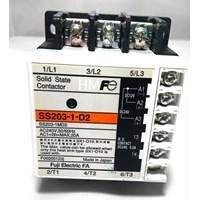 Jual Fuji Solid State Contactor SS203-1-D2 Peralatan & Perlengkapan Listrik