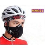 Jual Masker Pernapasan Pengendara Motor Penyaring Anti-polusi - MM041