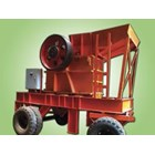 Portable Stone Crusher 4060