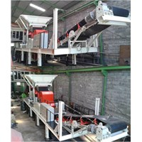 Mesin Double Roll Crusher Mobile