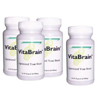 Jual Suplemen Otak - Vitabrain (3+1)