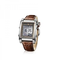 DR. LASER (LEATHER STRAP)-WATCHES AKULASER THERAPY