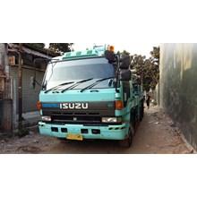 Truck Concrete Pump Isuzu Long Boom IHI IPJ 115B 6N30 Form A 2012