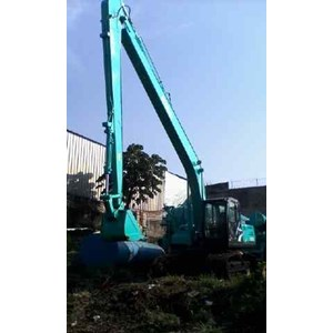 Sewa Excavator khusus Kobelco dan Komatsu Standart / Long Arm By Viekontama Perkasa
