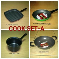 Jual Cook Set-A