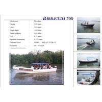 Jual Speed Boat Barracuda 700