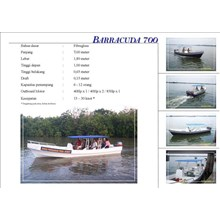 Speed Boat Barracuda 700