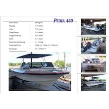 Speed Boat Puma 45