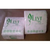 Tissue Serbaguna - Livi Eco Multipurpose 150'S