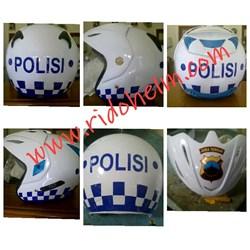 Helm Polisi