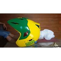 Jual helm Custom 4