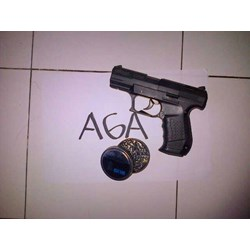 Pistol Umarex CP99 Peluru Senapan Angin