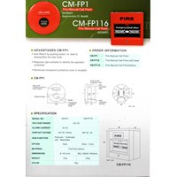 Sell fire alarm Chung mei 10202 as Smart Object-1 .